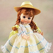 """Madame Alexander Doll Club Special """"Polly Pigtails"""""""