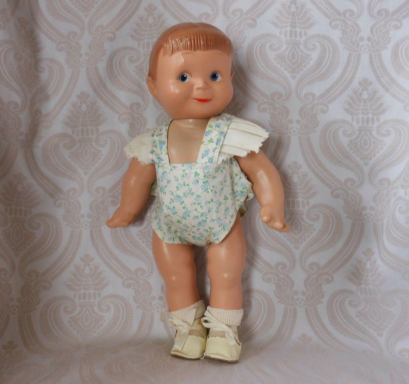 All Original Composition Doll Giggles by the Cameo Doll Company