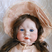 Fabulous Grand Size French Character 252 Pouty Doll by SFBJ