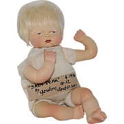 """""""Baby Dear"""" OOAK Doll by Gordon Anderson"""