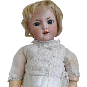 Simon & Halbig Petite German Bisque Character Doll 1279