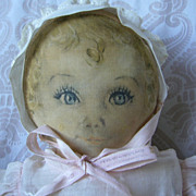 "Averill Cloth Doll ""Sweets"" Designed by Maude Tausey Fangel"