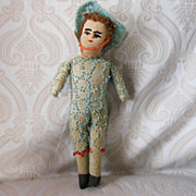 Stockinette Worsted Cloth Doll