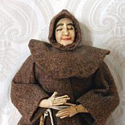 Bullock's Dolls From Many Lands Cloth Monk