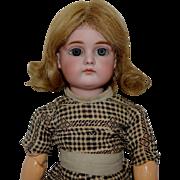 Kestner German Bisque Closed Mouth Child Doll