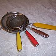 Assorted Kitchen Strainer Set