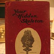 Rare Handwriting Autograph Book Your Hidden Skeleton