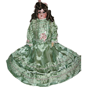 Armand Marseille 370 Doll with Beautiful Dress