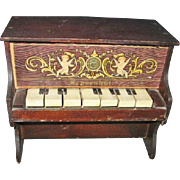 REDUCED Miniature Schoenhut Piano 7 Keys Works!