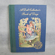Book:  A Doll Collector's Book of Days UFDC 50th Anniversary
