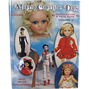 Book:  Modern Collectible Dolls Identification & Value Guide Volume V