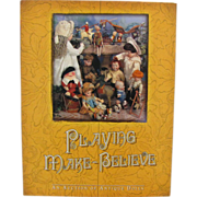 Book: Playing Make Believe Auction of Antique Dolls