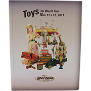 Book: Toys on World Tour Antiques Dolls