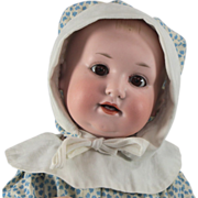 "REDUCED German Character Baby Doll ""Baby Bobby"" Scarce Bargain"