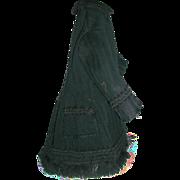 Fabulous Antique French Fashion Doll Coat