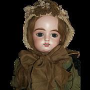 Fabulous Antique Doll / Child Bonnet,  French or German