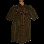 Sweet Vintage Robe, Early Fabric, Fashion, Lady Trousseau