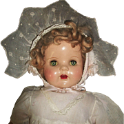 Sweet Early Vintage Mama Doll, Marked CDC