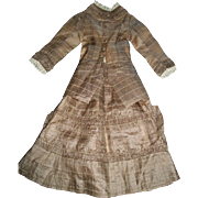 Lovely 2 Pc Walking Suit for a Large Fashion / Lady Doll