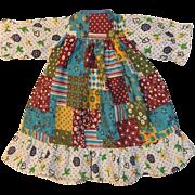 Vintage Knickerbocker Holly Hobbie Dress, circa 1974