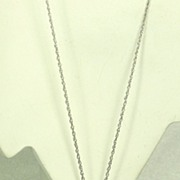 REDUCED Art Deco Sterling and Paste Stone Necklace