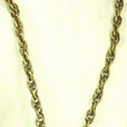 SALE DeNicola/Hattie Carnegie French Themed Dangle Coin Key Necklace