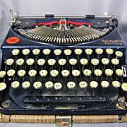 SALE PENDING Vintage Remington Portable Typewriter with Original Case