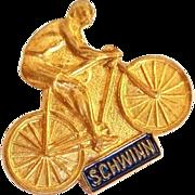SALE Schwinn Bike Pin