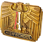 SALE High School Buckle