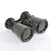 Antique French Jumelle marine binoculars, field glasses