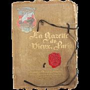 La Gazette du Vieux Paris, 1900, Albert Robida