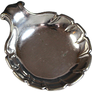 Christofle Wine Taster Tastevin Cup Silver plate
