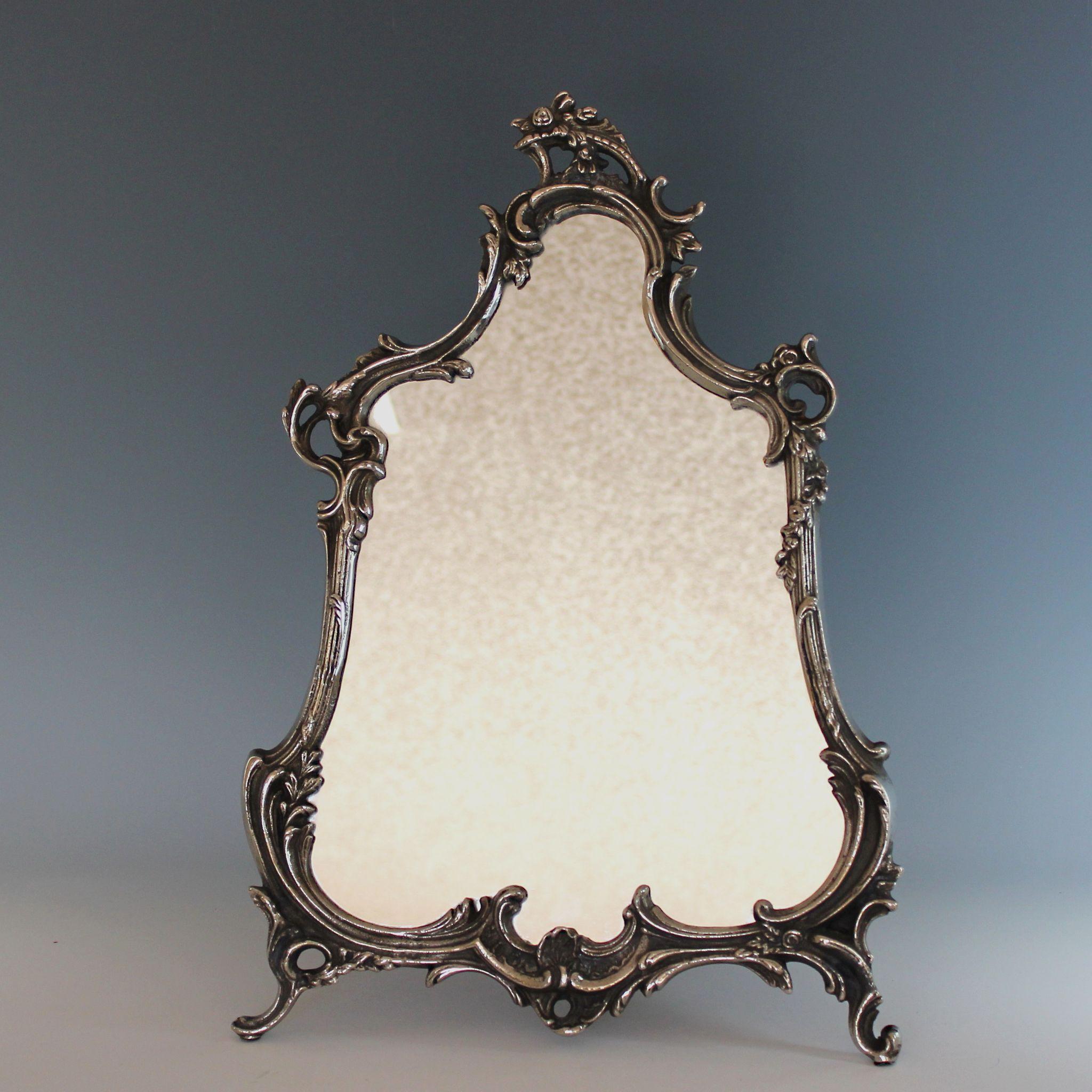 Old fashioned vanity mirror 59
