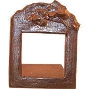 REDUCED Vintage McClelland Barclay Bronze Ivy Frame