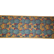 Fredrick Beck and Co. Arts and Crafts Roll Of Printed Wallpaper