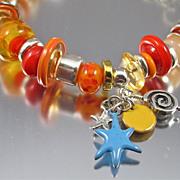 Bracelet ~ PLAY DATE ~ The happiest bracelet on the block!