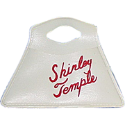 "SOLD Vintage Ideal Shirley Temple Doll Purse For 12""-15"" Doll"