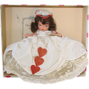 Nancy Ann Storybook Doll ~ #157 Queen of Hearts ~ Pudgy W/ JL ~ Mint ...