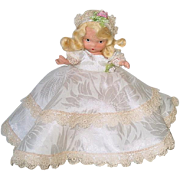 Nancy Ann Storybook PUDGY JL Doll ~ #181 Tuesday's Child ~ MIB