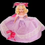 Nancy Ann Storybook Doll ~ #189 MARCH ~ FL Bisque Doll MintW/Tag