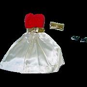 Vintage Barbie Fashion 977 Silken Flame  Excellent and Complete