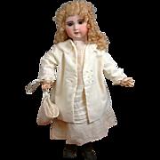 SALE Fashion-Forward Vintage 1920s Silk Top Coat & Organdy Dress Set w/Silk Bonnet ...