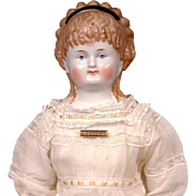 """SALE Delightful 21"""" 1865 Alice In Wonderland China Lady Mint Body ~Layaway Available~"""