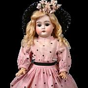 """~Holiday Sale~Darling 16"""" Kestner 152~ All Antique And Delightful!"""