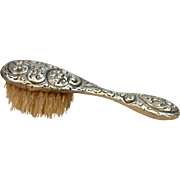 Collector's Piece Sterling Silver Brush for Fashion Doll