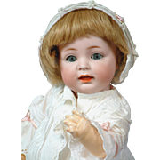 """SALE Extremely Uncommon 116a Character Baby 15.5"""" By Kammer & Reinhardt with Open Closed"""