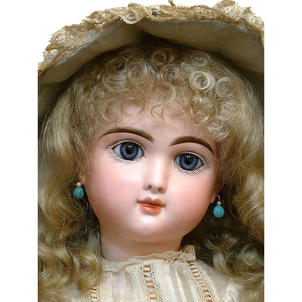 "Museum Quality 22"" French Bebe Francais by Jumeau"