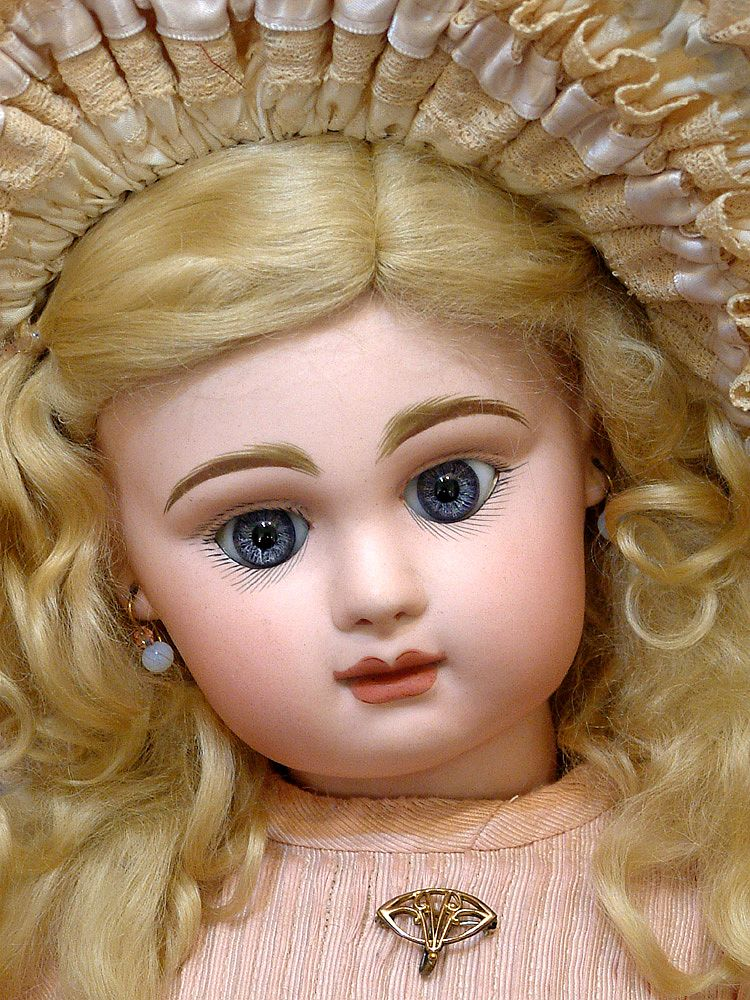 """27"""" ANGELIC  Extraordinarily RARE French Paris Bebe By Danel Antique French Doll Superb!"""