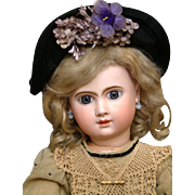 "23"" Henri Alexandre PHENIX French Bebe Doll- All Antique!"