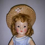 Vintage 1950s Richwood Cindy Lou Doll All Original!
